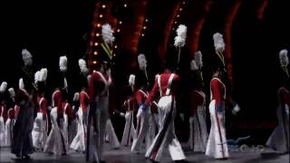 HD Radio City Christmas Spectacular 2009 Rockettes Toy Soldiers.mpg