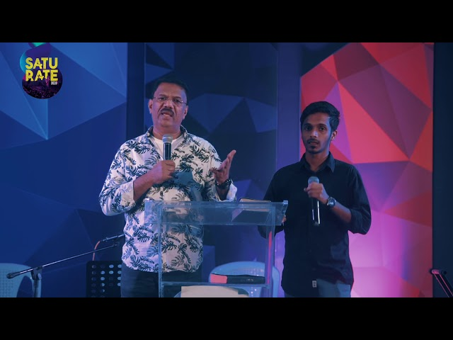 Saturate 2019 | Day 07 | Sermon by Pastor Rajan Cherian