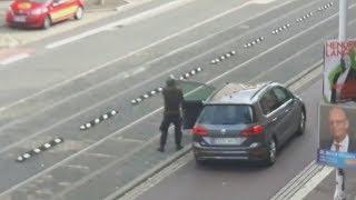 Täter von Halle soll rechtsextremer Deutscher sein und die Tat im Netz gestreamt haben
