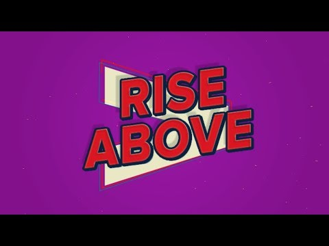 YFL Band - Rise Above (Lyric Video)