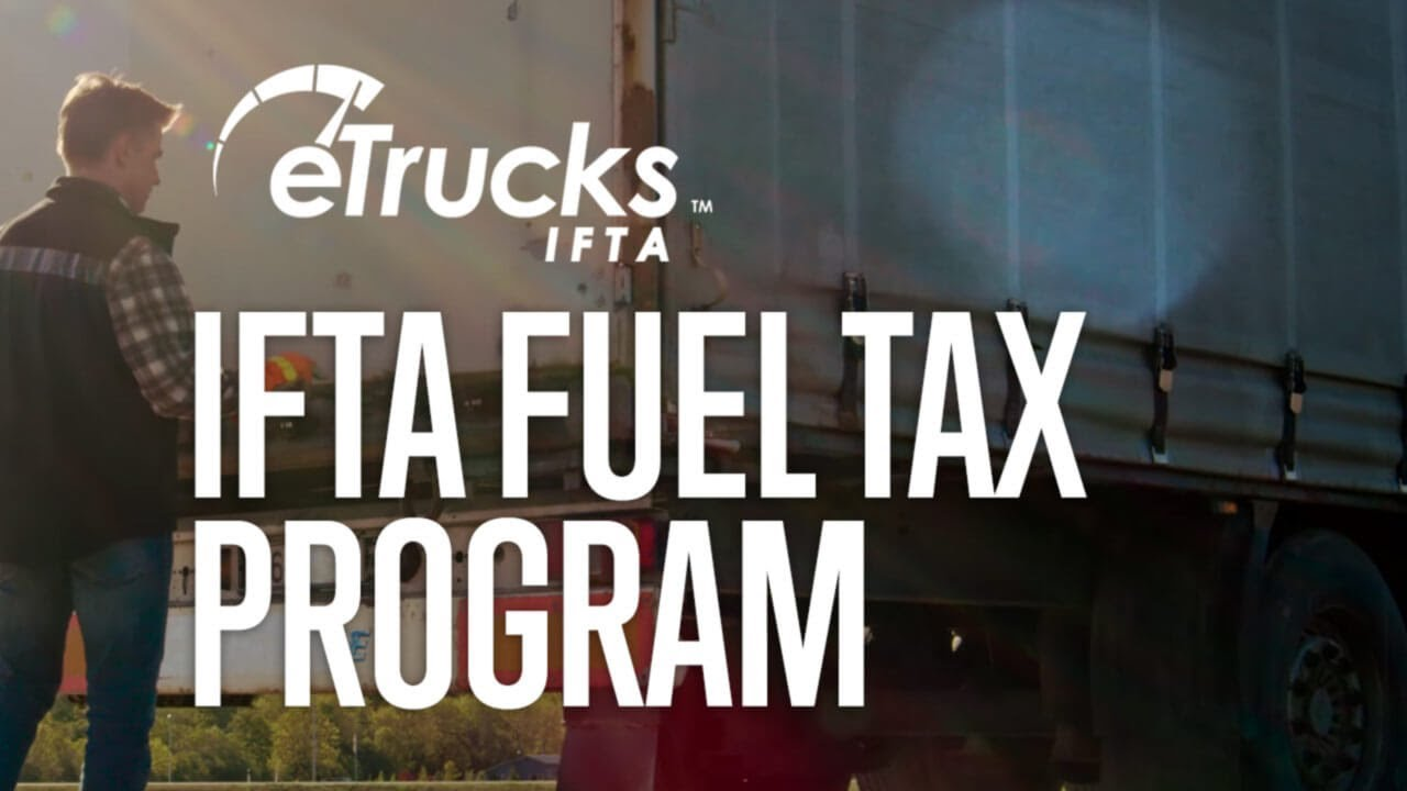 eTrucks IFTA Software | Fuel Tax Calculation & Reporting