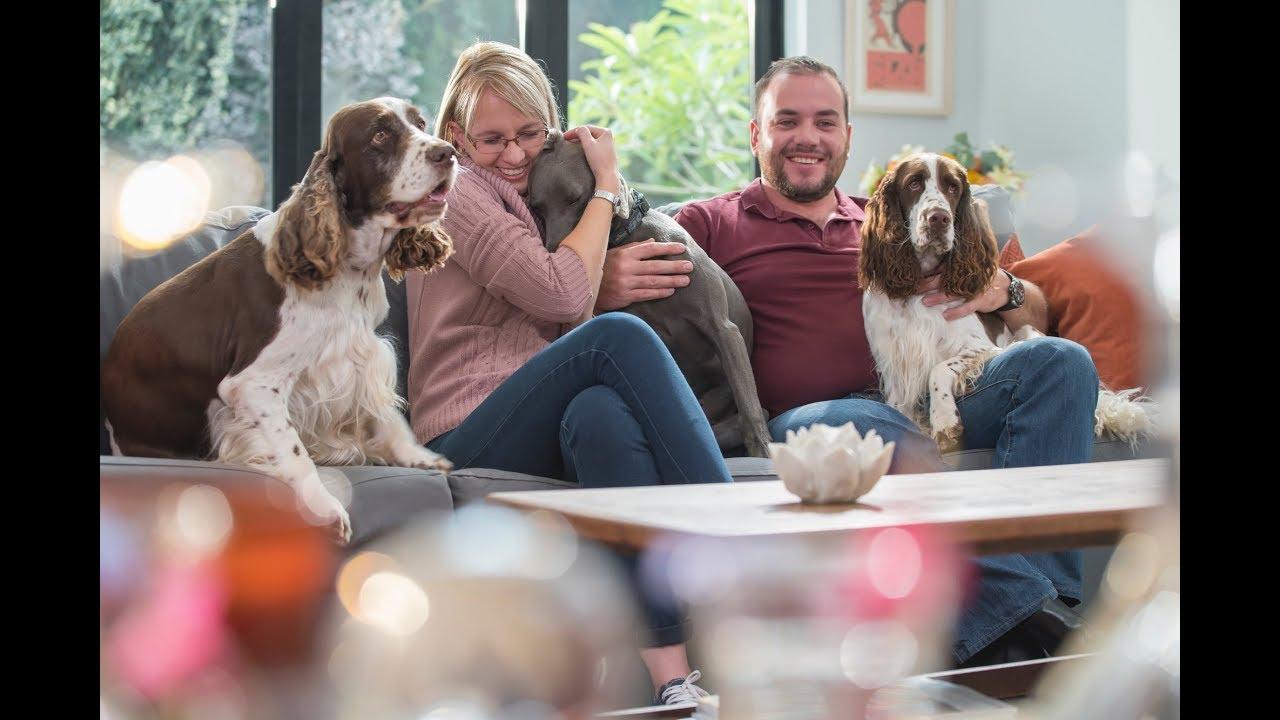 Meet the Van Dyk family   dotsure.co.za pet insurance family members