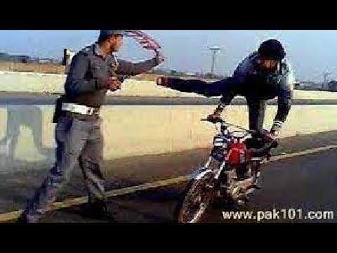 pakistani funny police new punjabi song 2018