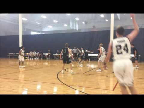 bryant young class of 2018 sophomore summer highlights