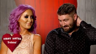 Will Splitting the Bill be a Deal Breaker for Diane and Eoin First Dates Ireland