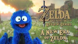 Breath of the Wild: A New Era of Zelda