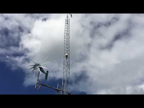 Antigua wind power unstopable.