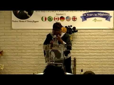 """""""When God Comes Looking For You""""  Pastor Belinda Thomas"""