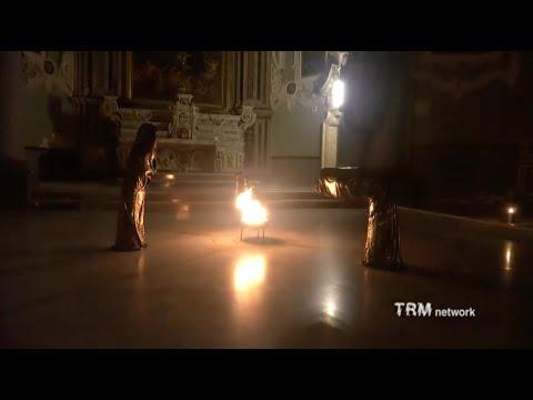 """""""Alla Madre"""". Tre sculture di Giovanni C..."""