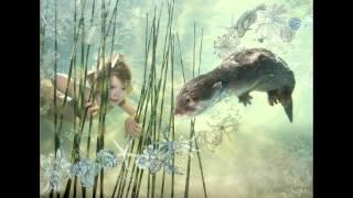 Ishq - Opal Aqua / Amaryllis Dreams / Summerland