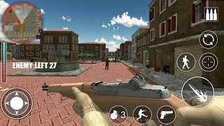 World War 2 WW2 Secret Agent FPS (by DGStudios) - Part 6 - Android Gameplay [HD]