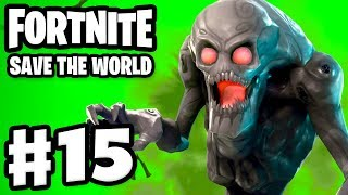 Fortnite: Save the World - Gameplay Walkthrough Part 15 - Vlad Boss Fight! (PC)