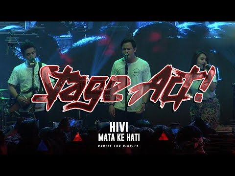 HIVI! - Mata Ke Hati (Live at Grand Opening Click Square)
