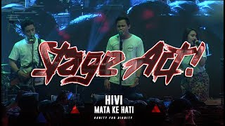 Download lagu HIVI! - Mata Ke Hati (Live at Grand Opening Click Square)
