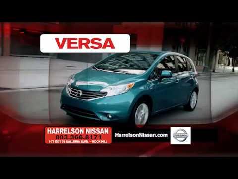 HARRELSON NISSAN 803 366 8171 (ROCK HILL, SC)