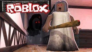 KorkunÇ BÜyÜk Annenİn Evİne Gİrdİm! - Roblox