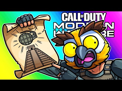 COD Modern Warfare Funny Moments – The Mayans Predicted Spec-Ops!