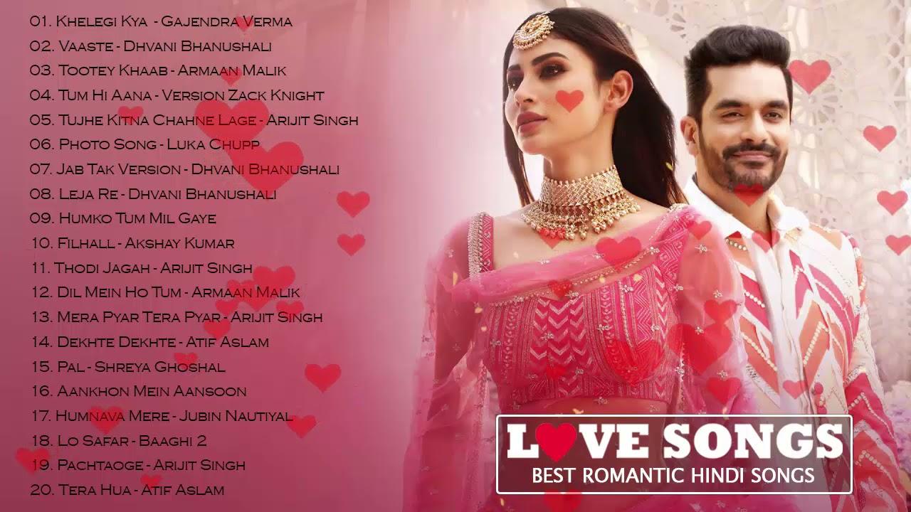 Hindi Heart Touching Song 2021 - ARMAAN MALIK, Atif Aslam,Neha Kakkar,Shreya Ghoshal, Dhvani B