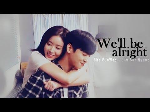 [BTS] Lim Soo Hyang & Cha Eun Woo ● We'll Be Alright ● Gangnam Beauty