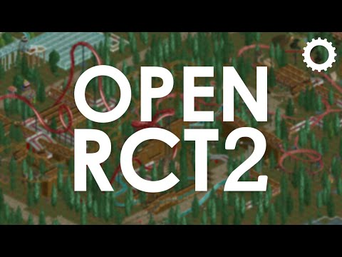 Open RCT 2 Live Stream (w/ Coaster Bot Discord)