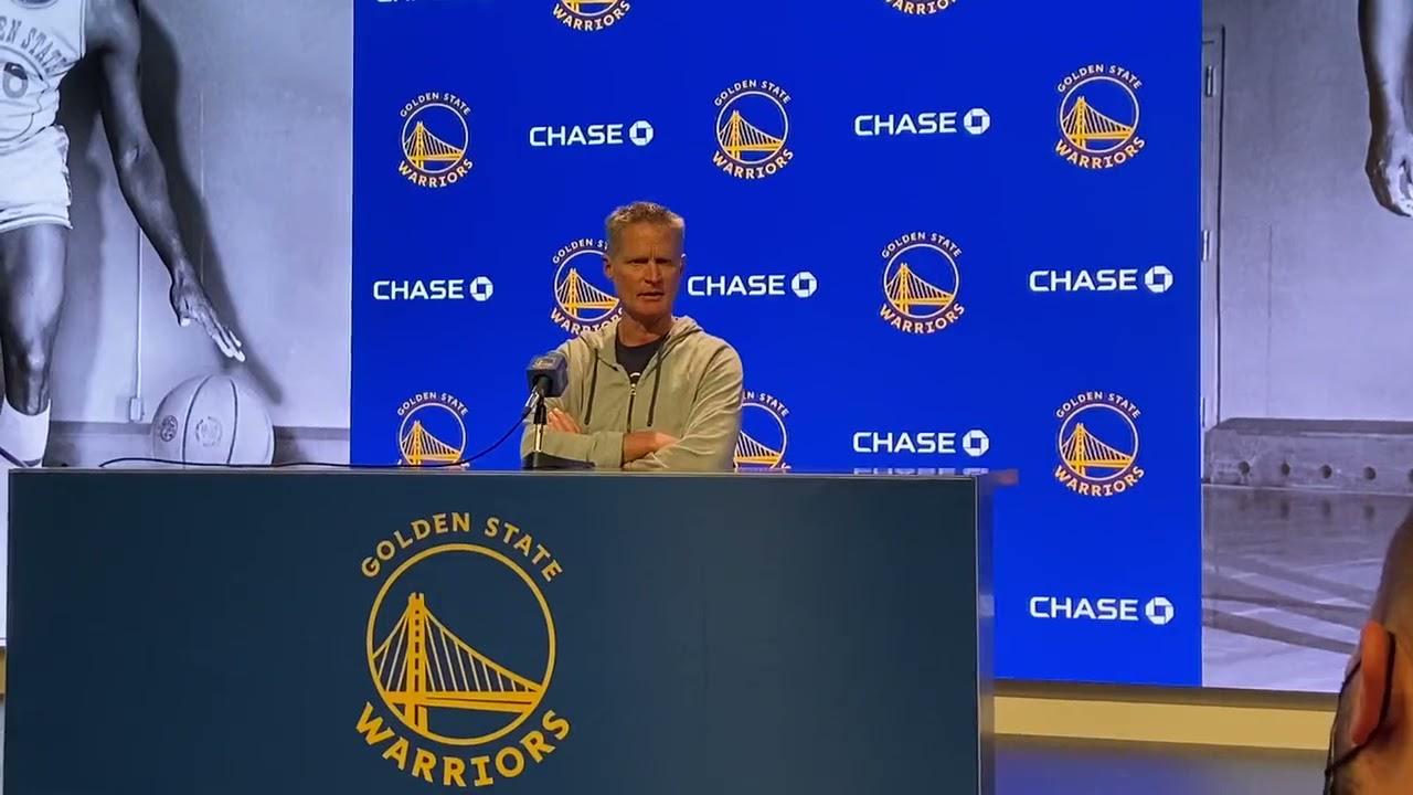 NBA 75th Anniversary Team: Warriors' Steve Kerr on why Klay ...