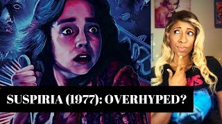 SUSPIRIA (1977)- Overhyped horror classic?- REVIEW