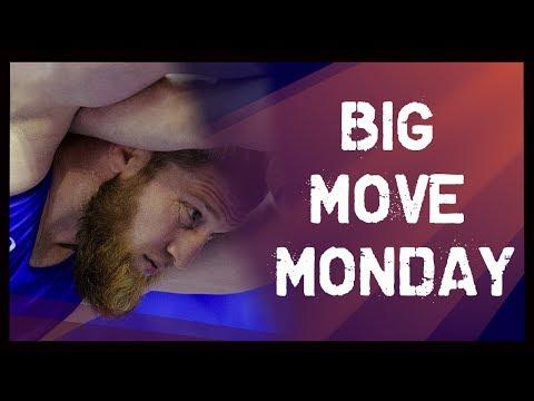 Big Move Monday -- Anzor BOLTUKAEV (RUS) -- 2017 European C'ships