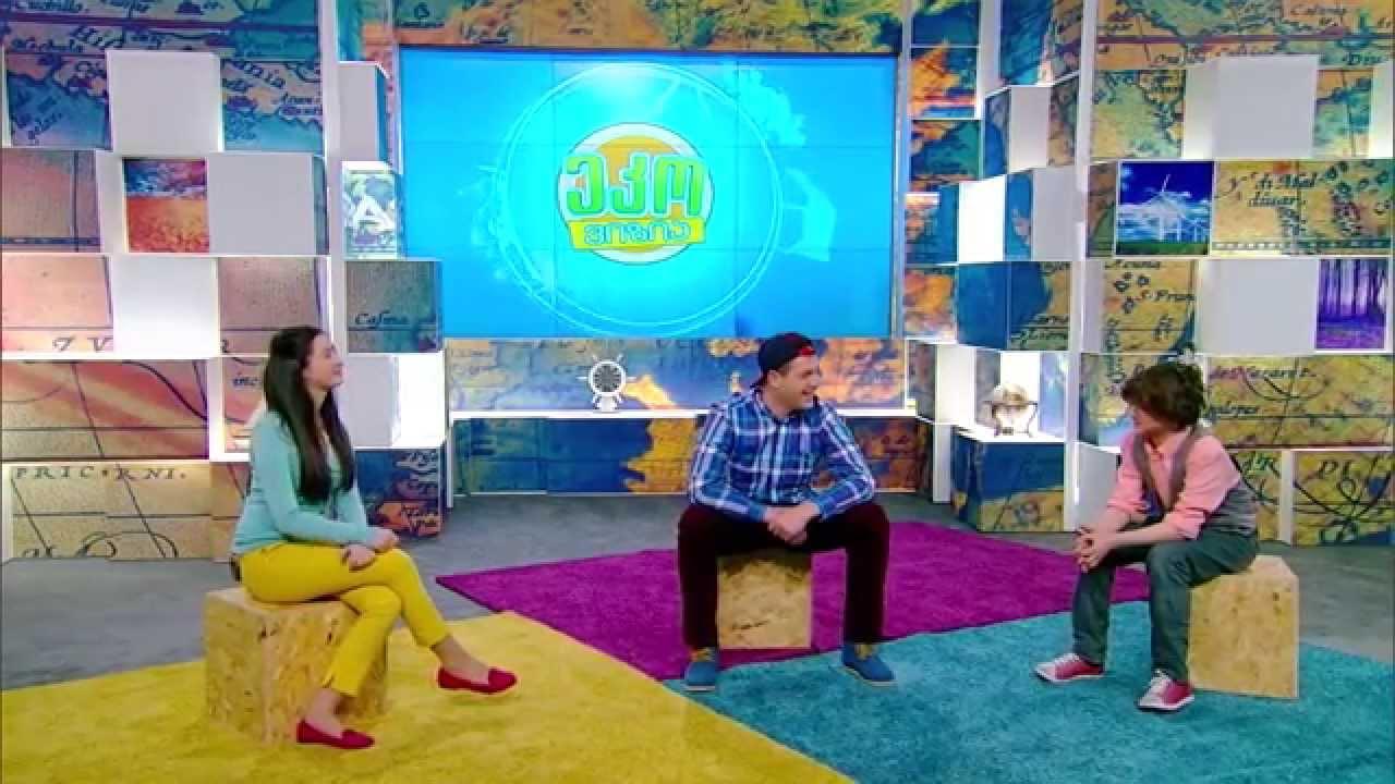 ჰაერის დაბინძურება  Air Pollution  გადაცემა ეკოვიზია  Ecovision TV Show