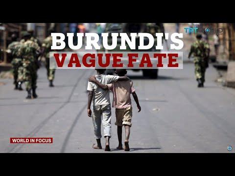 TRT World - World in Focus: Burundi's Vague Fate , 2015, May 18