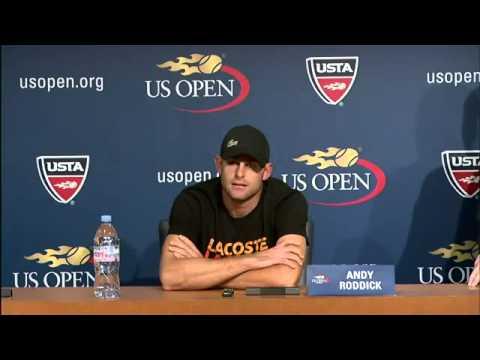 Andy Roddick Announces Retirement at 2012 US Open