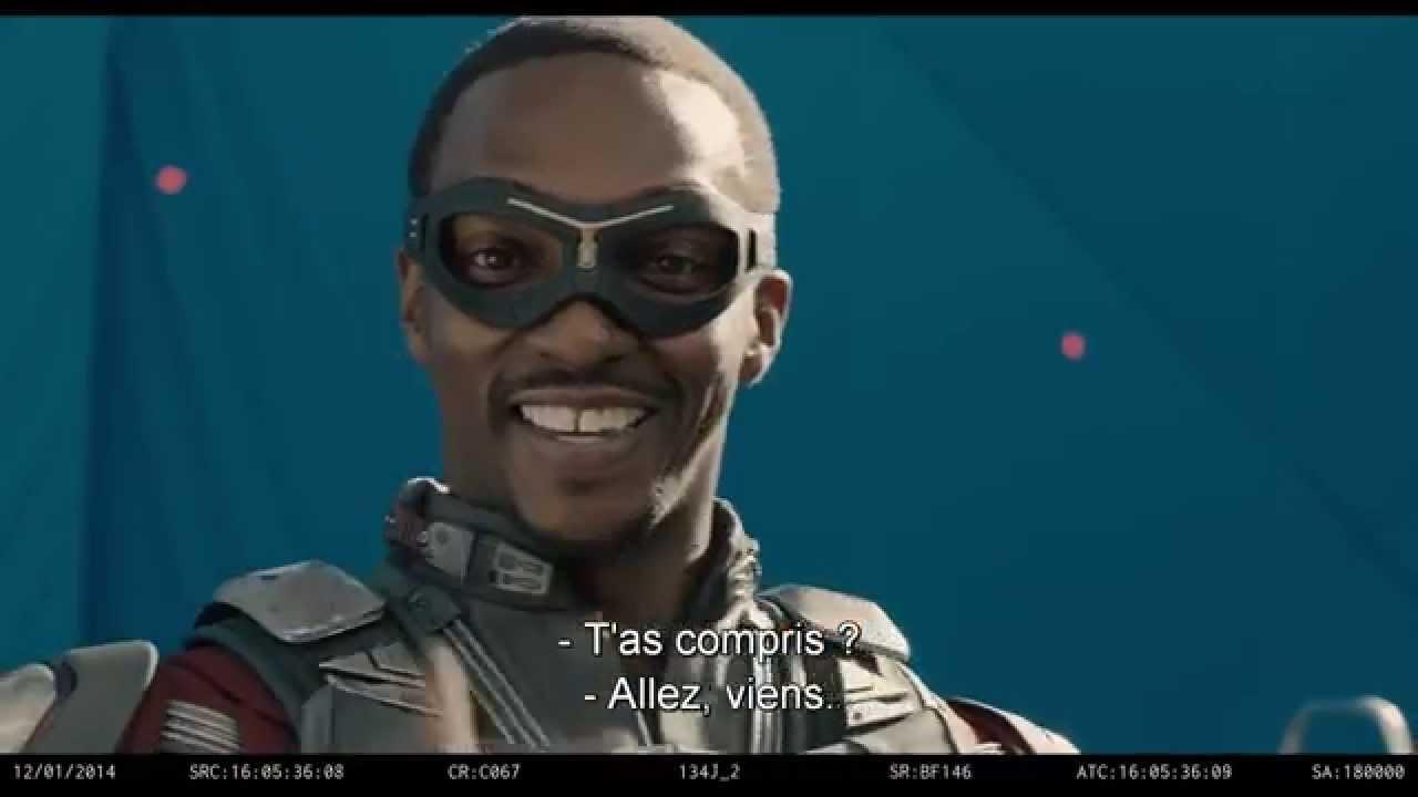 Ant-Man - Bonus : Le bêtisier du film