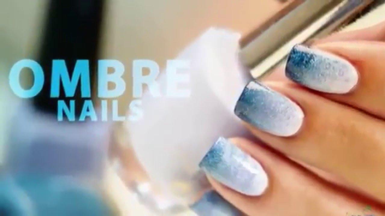 [Vietsub] Hướng dẫn sơn móng tay Ombre thời thượng, đơn giản và ấn tượng