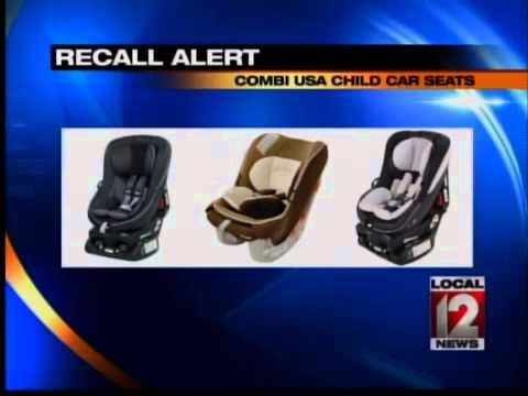 Child Car Seat Recall Alert