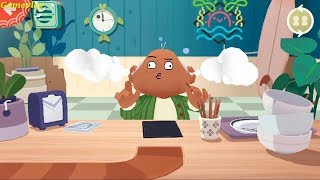 Toca Kitchen Sushi (by Toca Boca) Android Gameplay#1