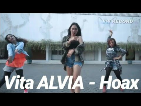 Vita Alvia - HOAX [Official Video Lirik] - Terbaru