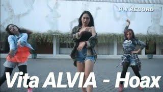 Vita Alvia - HOAX [Official Video Lirik] - Terbaru