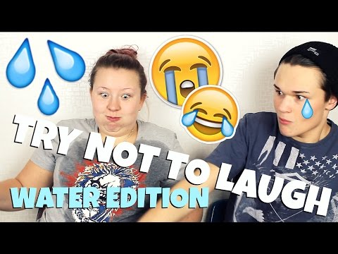 TRY NOT TO LAUGH (WATER EDITION) MED THOMAS SEKELIUS