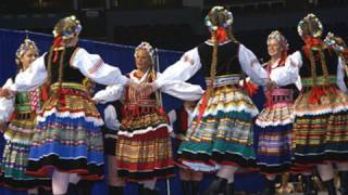 From Poland - Folkloric Dancers