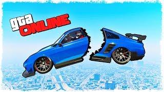 НАСТОЯЩАЯ ЖЕСТЬ НА 99 КРУГОВ АДА В GTA ONLINE!!!