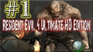 Resident Evil 4 Ultimate HD Edition 2014 - Pc Gameplay ITA - PARTE 1