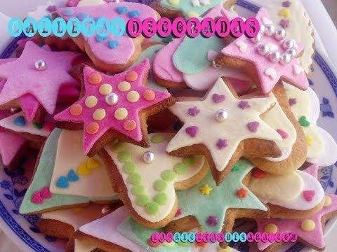 recetas para hacer galletitas dulces caseras