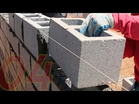 Building A Block Wall