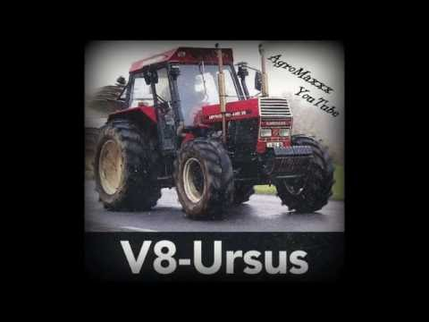 "Ursus Beast V8 Perkins ! Ursus 3180-4WD VS ,,Polska Moc"""