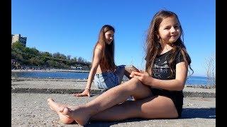 МОРСКОЙ ВЛОГ : ОДЕССА / РОЛЛЕРДРОМ / У нас НОВАЯ камера ! SEA VLOG from ODESSA