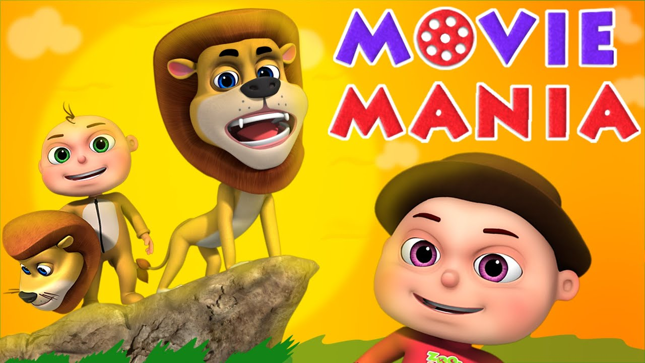 Movie Mania Episode (Single) | Zool Babies Series | Cartoon Animation For Children | Kids Shows