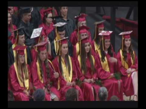 2016 Whitman Hanson Regional High School Graduation