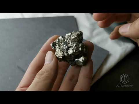 黃鐵礦Pyrite[ DCT Collection ]