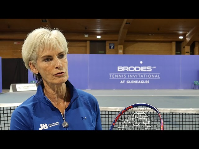 Judy Murray: The importance of parents, facilities and tennis funding
