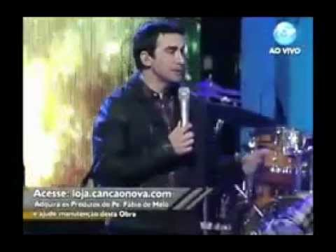 Pe  Fabio de Melo na Canção Nova