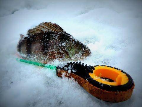 ловля ельца зимой на опарыша